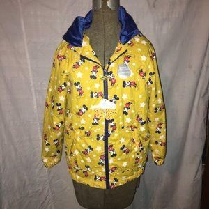 Disney Store Color Changing Rain Coat